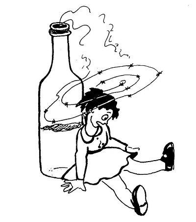 Алкоголизм: стадии и